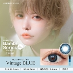 AngelColor Bambiシリーズ Vintage 1day ヴィンテージブルー (10枚入り)