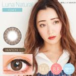 LUNA natural 1day マロン (10枚入り)