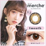 merche by AngelColor モカトリュフ(度なし)(1箱2枚入)