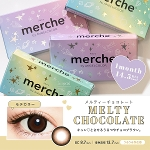 merche by AngelColor メルティーチョコレート(1箱1枚入)