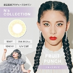 N's COLLECTION 1day フルーツポンチ(10枚入り)