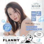 FLANMY CLEAR  1day (20枚入り)
